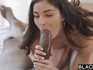 BLACKED School College Girl Vengeance Pounds Her Schoolteachers BIG Diabolical Bushwa