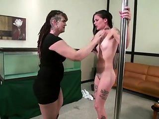 Nance Slave bdsm bondage underling femdom domination