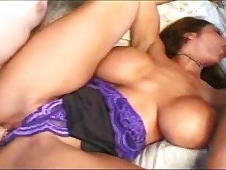 Donita Dunes Threesome Sex