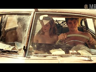 Emma Stone naked scenes compilation