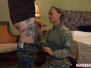Kristi Naughty Gang member Having Lovemaking In Her Uniform