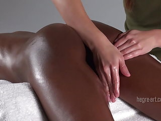 Trio magic orgasm massage