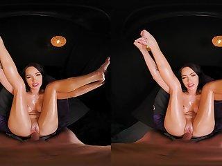 Hispanic lascivious tart crazy VR porn chapter