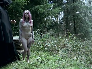 Fine ass duteous slut is property punished get a bang the witch she is